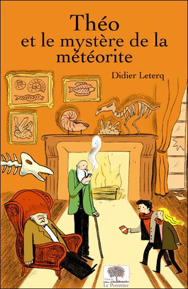 Théo et le mystère de la météorite