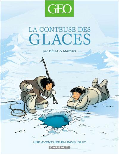 Geo BD - La Conteuse des glaces
