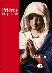Prières en poche - Marie