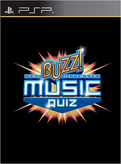 Buzz The Ultimate Music Quizz - PSP