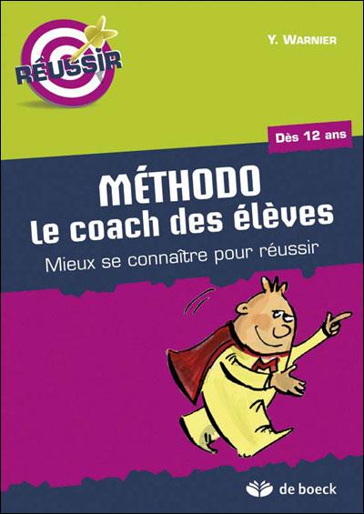 Méthodo, le coach des élèves du secondaire