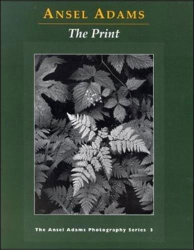 Ansel Adams the print