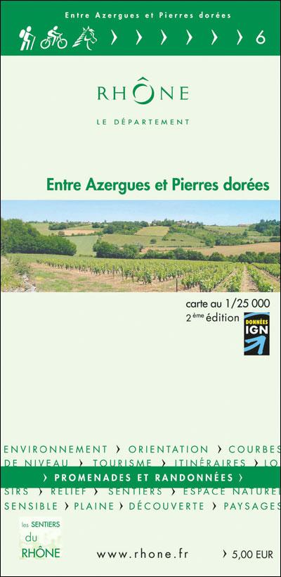 Beaujolais, entre Azergues et pierres dorées