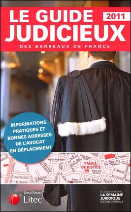 Le guide judicieux des barreaux de France