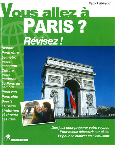 Vous allez à Paris ?