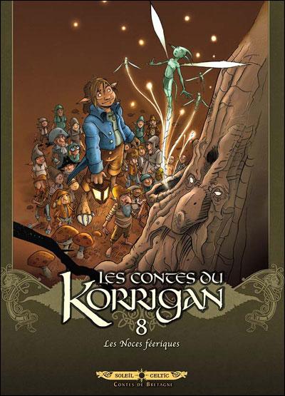 Les contes du korrigan t08 noces feeriques