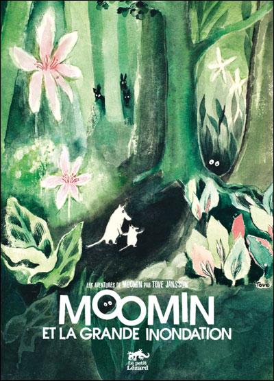 Moomin et la grande inondation