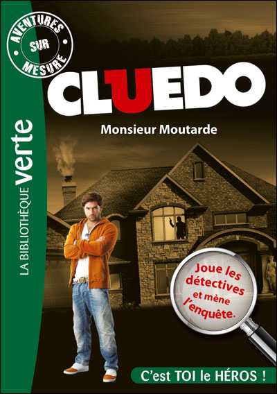 Cluedo - Tome 1 : Monsieur Moutarde