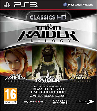 Tomb Raider Trilogy PS3 - PlayStation 3
