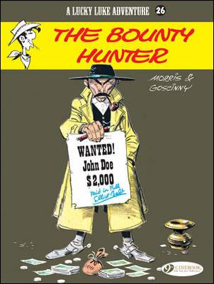 Lucky Luke - tome 26 The Bounty Hunter