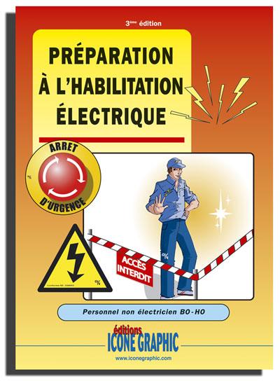 Préparation à l'habilitation électrique
