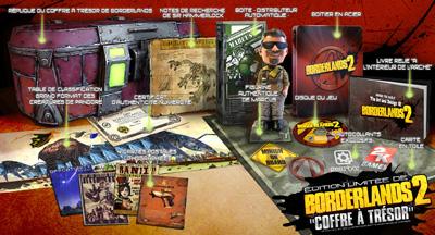 Borderlands 2 - Edition le Coffre à Trésor
