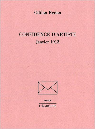 Confidence d'artiste