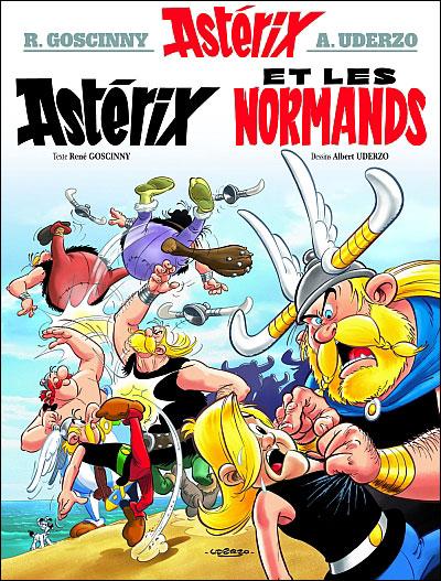 Astérix - Astérix et les Normands