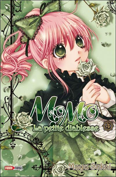 Momo la petite diablesse - Tome 04 : Momo