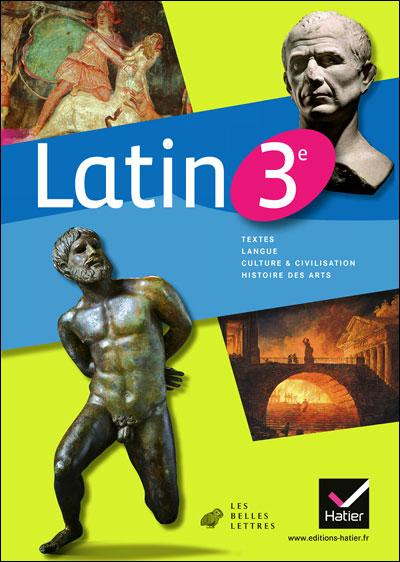 Latin 3e éd. 2012 - Manuel de l'élève