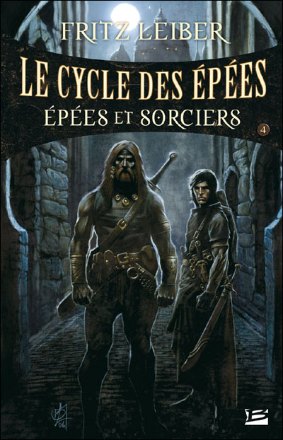 Le cycle des epees t04 epees et sorciers
