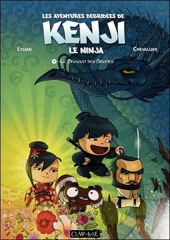 Kenji le Ninja
