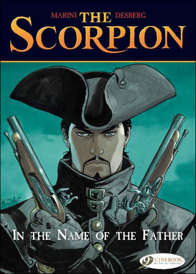 The Scorpion - tome 5 In the name of the father