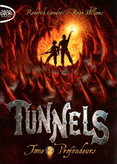 Tunnels T02 Profondeurs