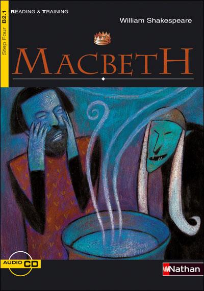 Macbeth - Livre + CD audio