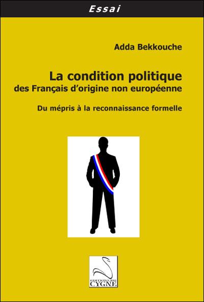 La condition politique des français d'origine non-européenne