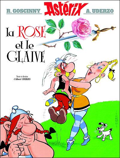 Asterix - La Rose et le glaive