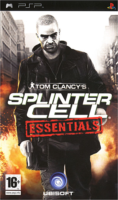 Splinter Cell - Gamme Essentiels - PSP