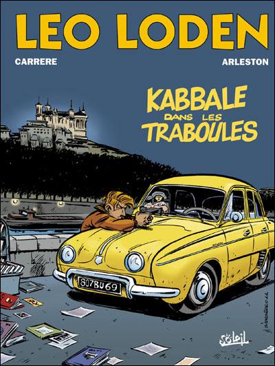 Léo Loden Tome 5 : Kabbale dans les traboules