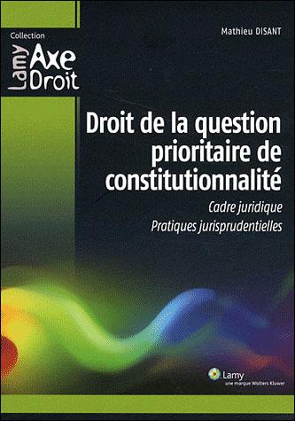Question prioritaire de constitutionalité