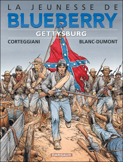 La Jeunesse de Blueberry - Gettysburg