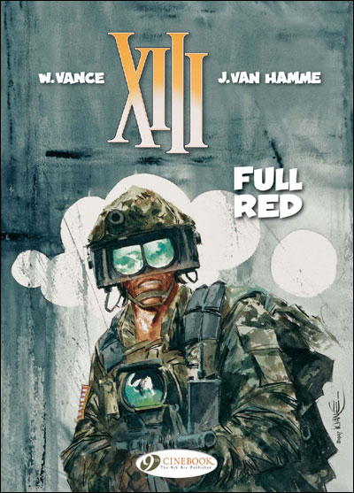 XIII - tome 5 Full red