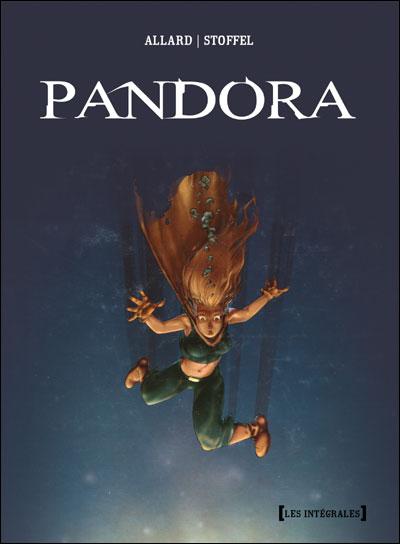 Pandora - L'intégrale : Pandora - Intégrale