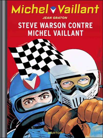 Steven Warson contre Michel Vaillant