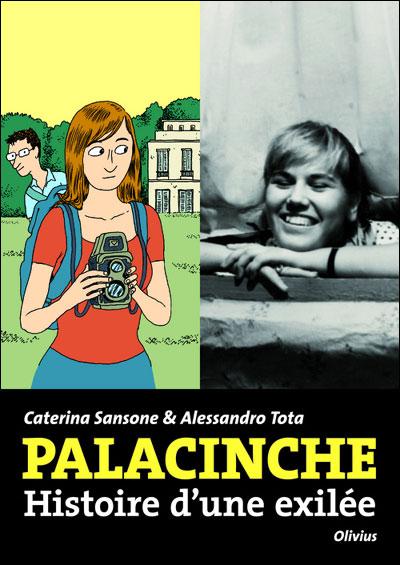 Palacinche. Histoire d'une exilée