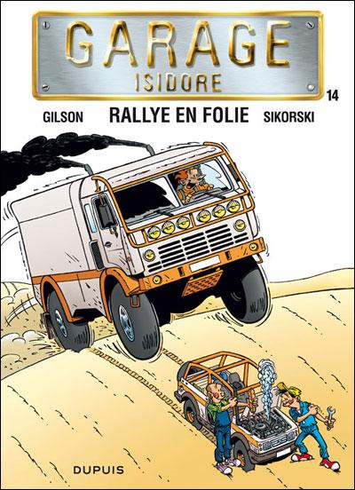 Rallye en folie