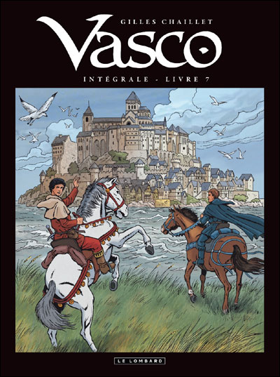 Vasco - L'intégrale Tome 7 : Vasco