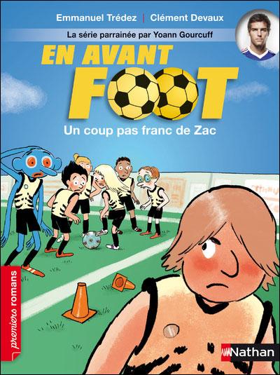 En avant Foot - Tome 3 : En avant foot coup pas franc