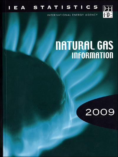 Natural gas information 2009