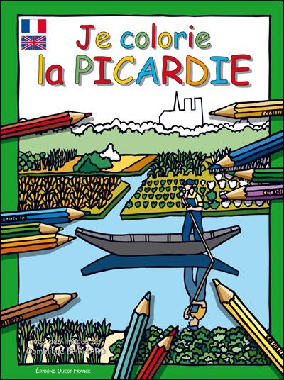 Je colorie la Picardie