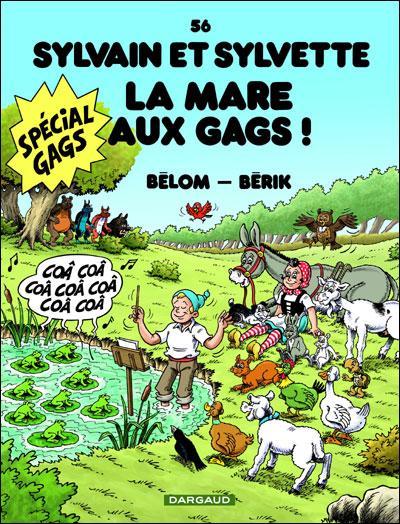 Sylvain et Sylvette - La Mare aux gags