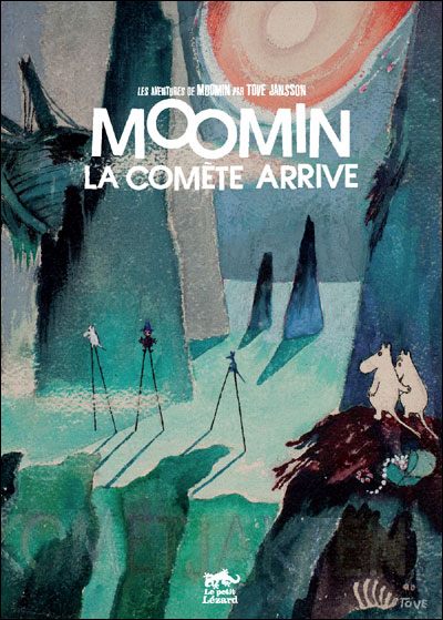 Moomin : la comete arrive