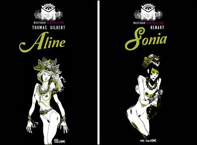 Mastadar manipulation : Sonia, Aline