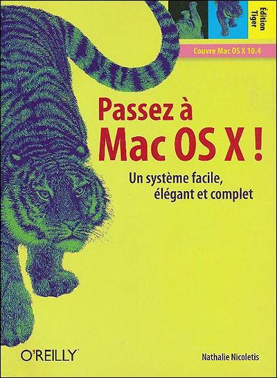 Passez à Mac OS X édition Tiger