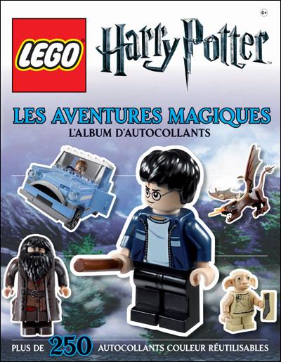 Lego Harry Potter : Les aventures magiques