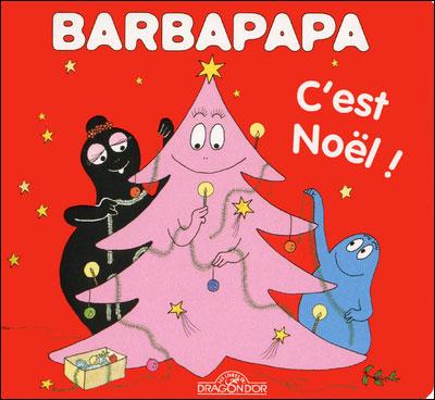 Barbapapa -  : C'est Noël !