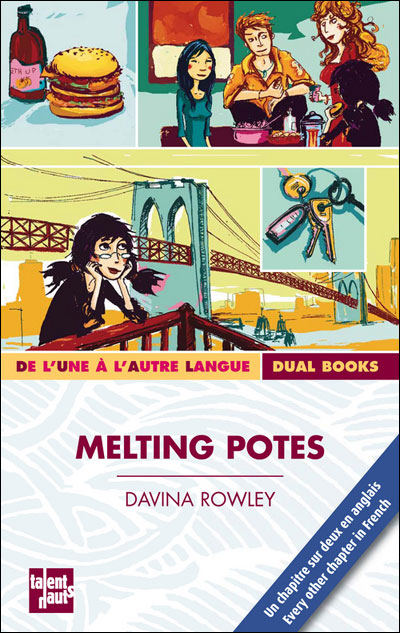 Melting potes