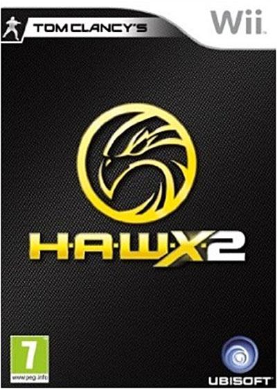 Tom Clancy's H.A.W.X. 2 - HAWX 2 - Nintendo Wii