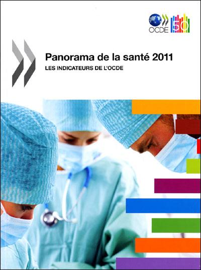 Panorama de la santé : les indicateurs de l'OCDE