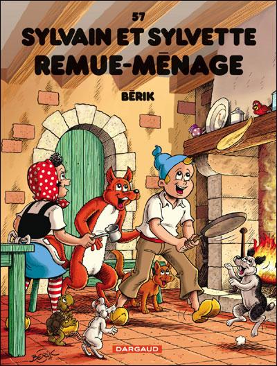 Sylvain et Sylvette - Remue-ménage